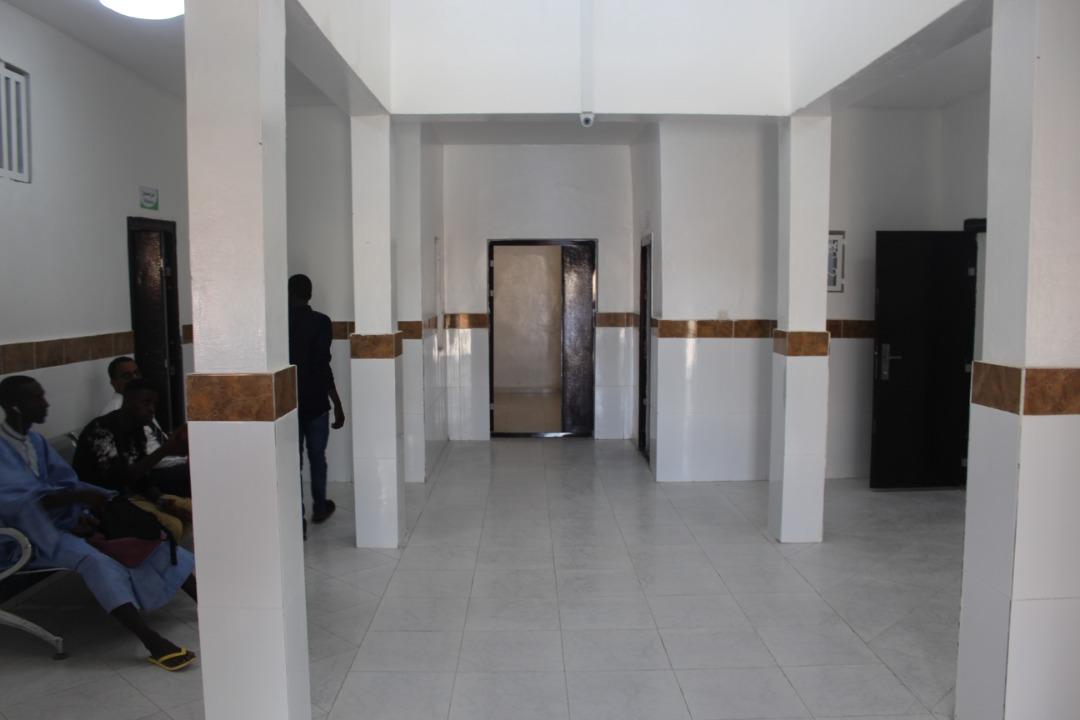 المقر الجديد من الداخل، وقد تم تجهيزه بكافة المعدات الضرورية ووسائل الراحة