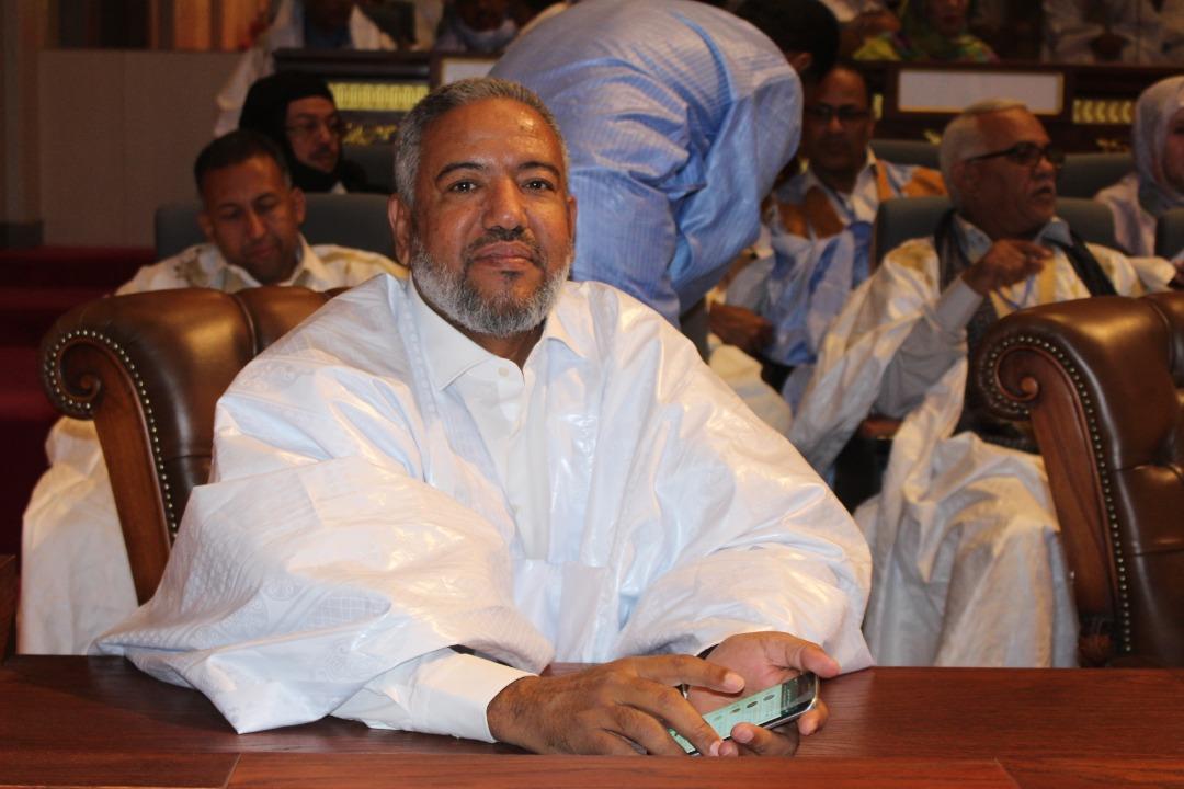 عمدة بلدية تيارت السيد أحمد ولد عل